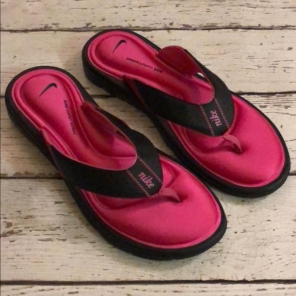 3a2f29484bc3 Nike Women s Ultra Comfort Thong Sandal 8 NWOT. M 5b6cf5f91b329431f83fddd6